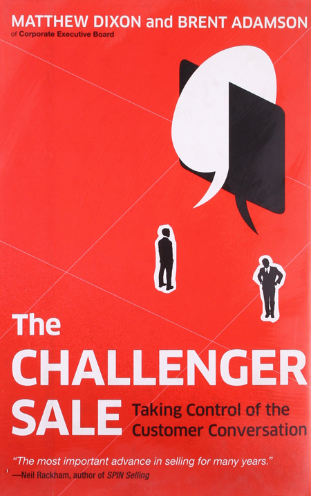 Book Review How The Challenger Sale Can Separate You From